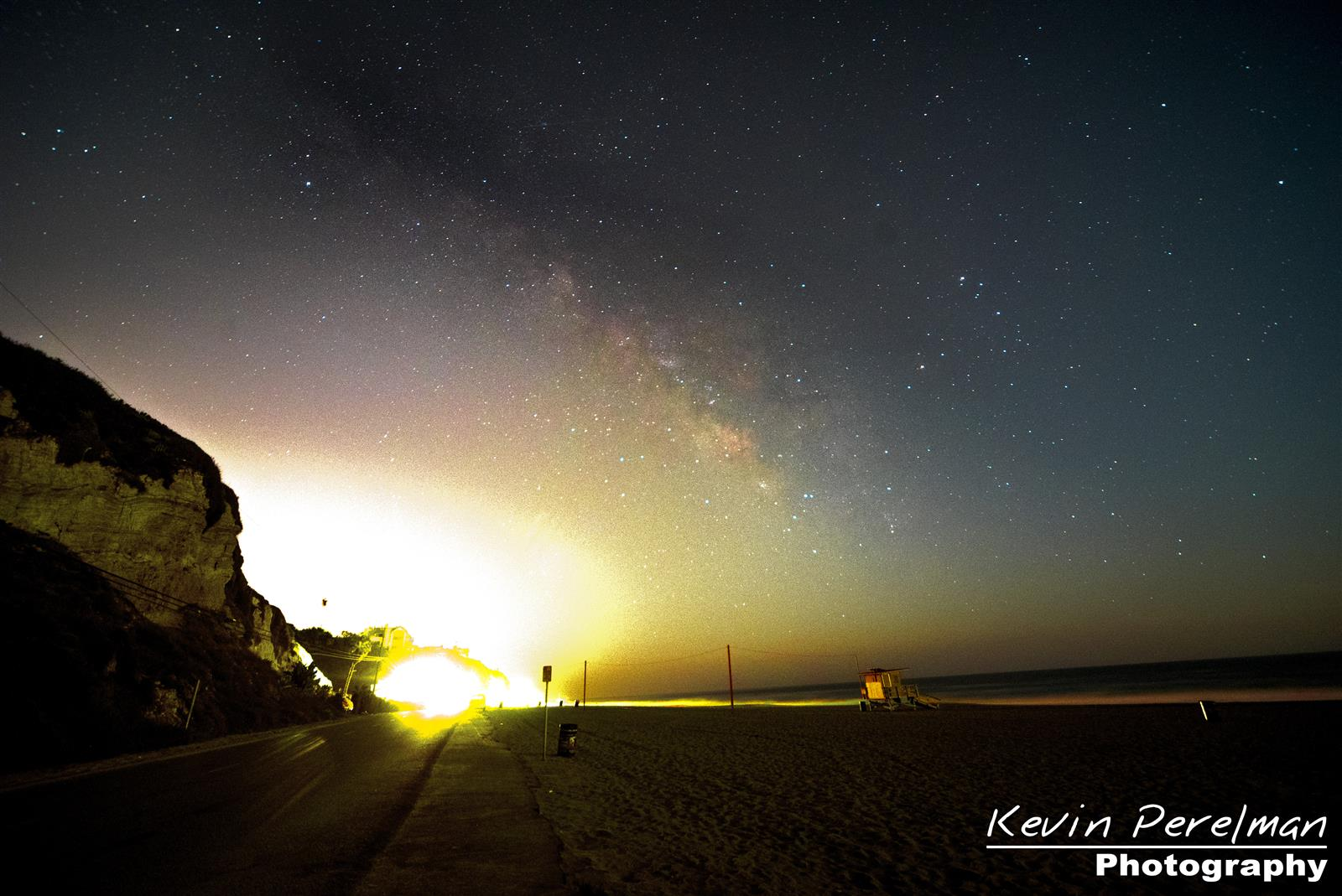 This is the Milkyway off point dume, in Malibu, ca