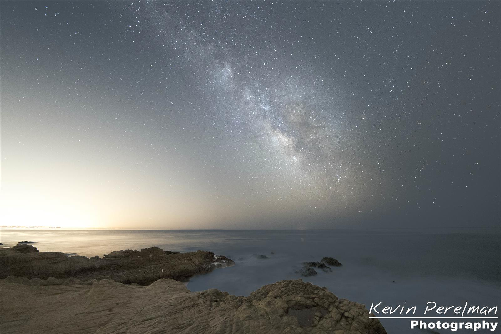This is a Milkyway picture at Leo Correo beach off of PCH